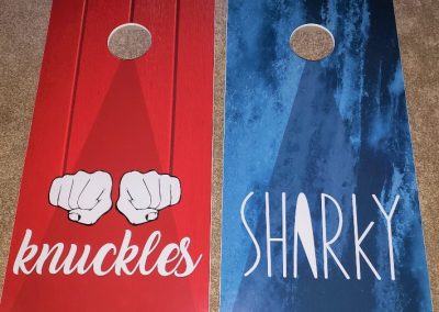 sharky knuckles